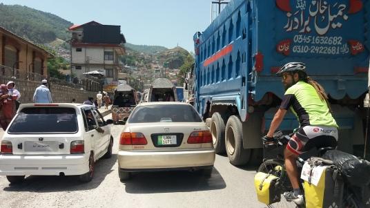 Busy Abbottabad